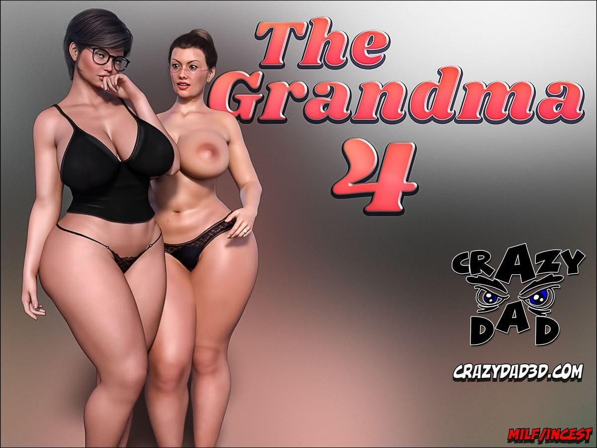 Kinky Grandma Porno Comics